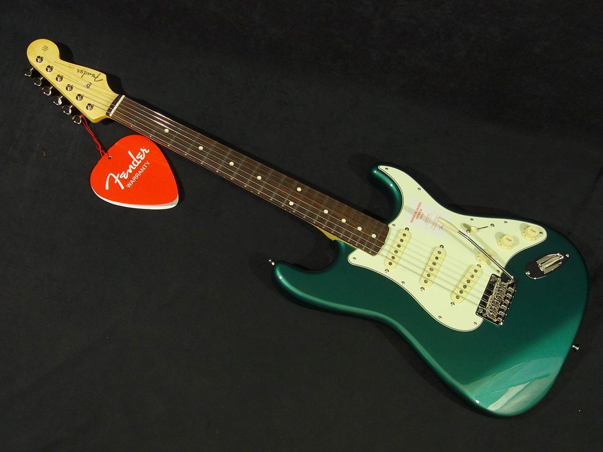 Fender Japan Made in Japan Hybrid '60s Stratocaster Sherwood