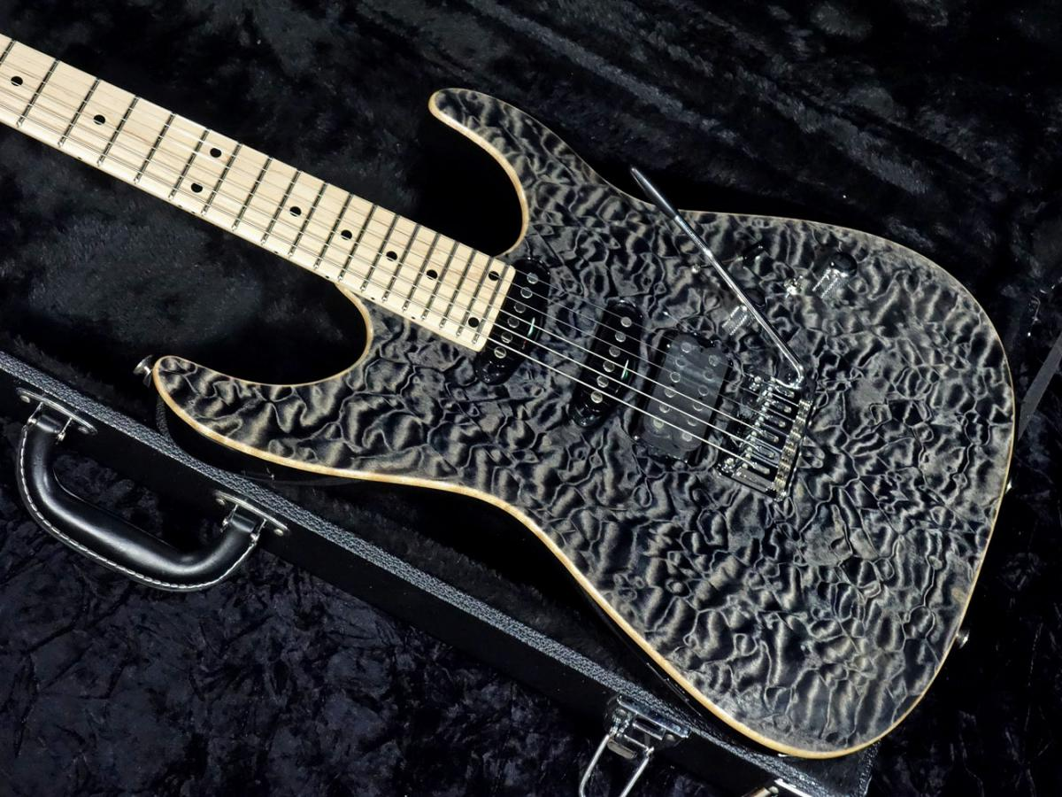 TOM ANDERSON Angel Transparent Black with Binding <トム
