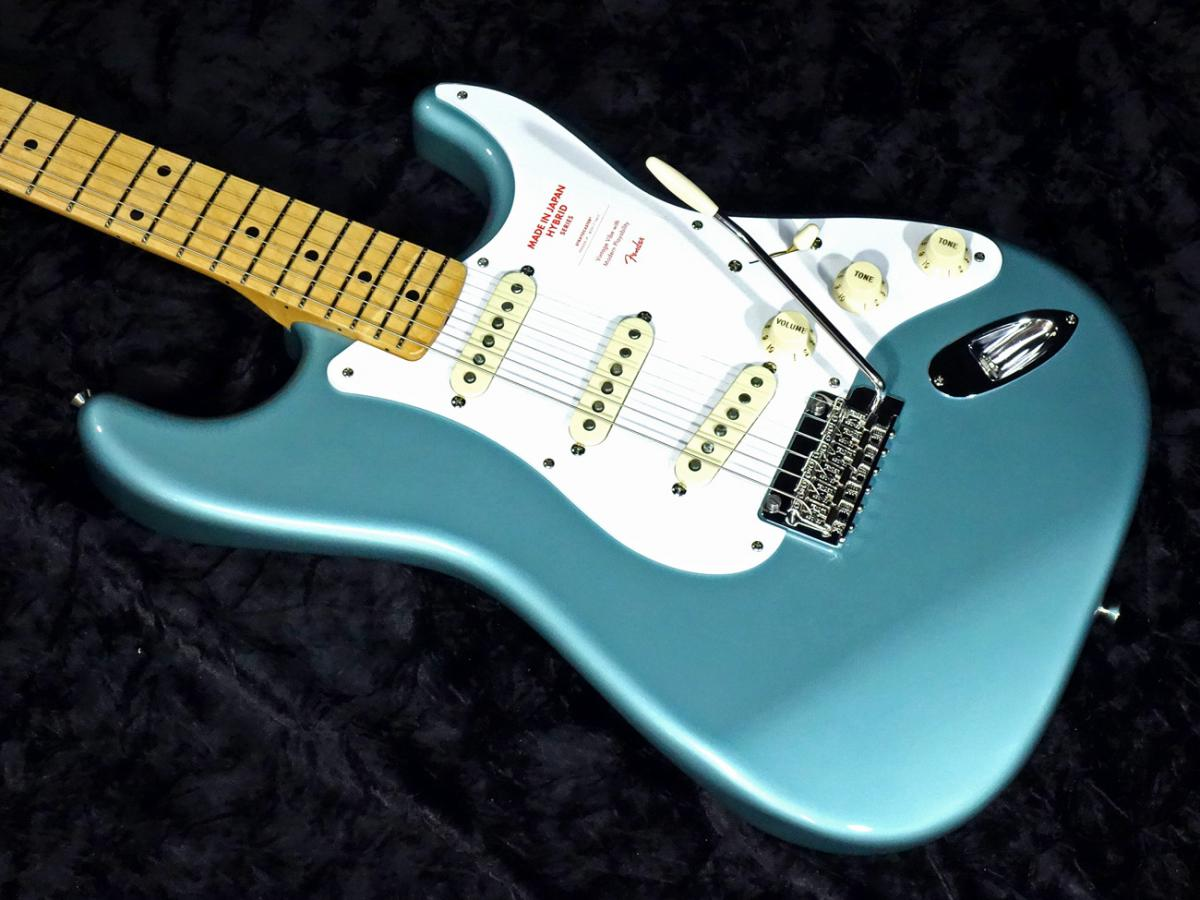 Fender Japan Made in Japan Hybrid 50s Stratocaster OTM